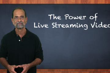 Video Marketing Pearl of the Week-Up Your Periscope