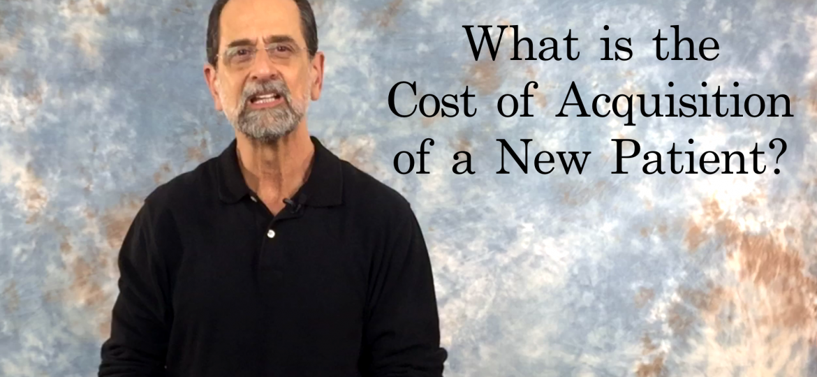 Video Marketing Pearl of the Week Patient Acquisition