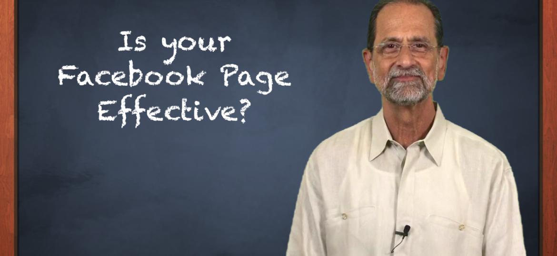 Video Marketing Pearl of the Week – Facebook Effectiveness