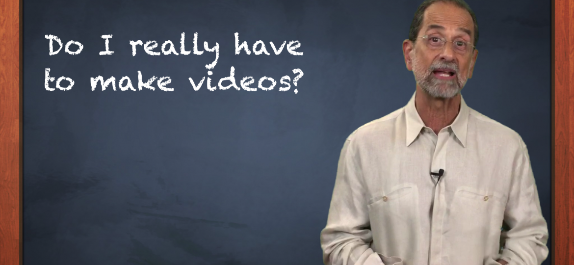 Video Marketing Pearl of the Week – Facebook and Video