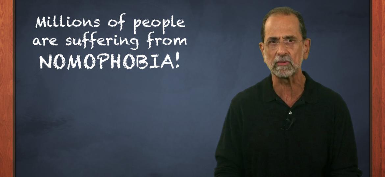 Video Marketing Pearl of the Week Nomophobic Lifelong patients